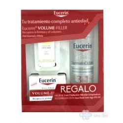 Eucerin Volume Filler Crema de Dia Pieles Normales y Mixtas 50 ml + Agua Micelar