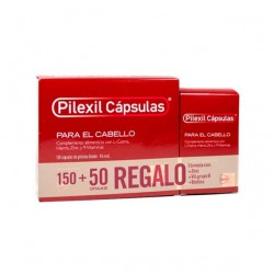 Pilexil Cápsulas Pack Anticaída 150 + 50 cáps. de Regalo