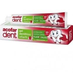 Acofardent gel dentifrico infantil fresa 50 ml