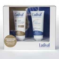 Ladival Promoción Pack Antimanchas SPF50 de 50ml + Serum 50ml