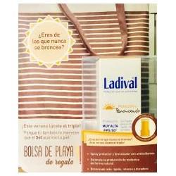 Ladival Proteccion Y Bronceado Fps 50+ Spray 150 ml + Bolsa De Playa de Regalo