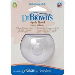 Dr Browns Simplisse pezonera silicona 1ud