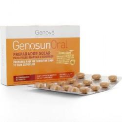 Genove Genosun Oral 30 Comprimidos