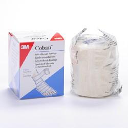 VENDA COBAN ELAST COHESI BLA 4.5X7.5 CM