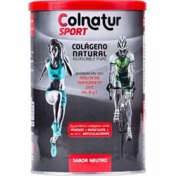 Colnatur sport sabor neutro 330 gramos