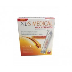 XLS Medical Max Strenght 60 Sticks Sabor Afrutado