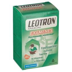 Leotron Exámenes 20 sobres