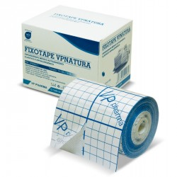 Esparadrapo Hipoalergenico Fixotape VP Natura 5 M X 5 CM