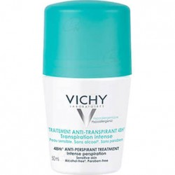 Vichy desodorante antitranspirante 48h roll on 50ml