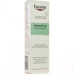 Eucerin dermopure 10% hidroxiacidos 40ml