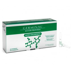 Germinal Acción Profunda Acido Hialuronico 30 Ampollas