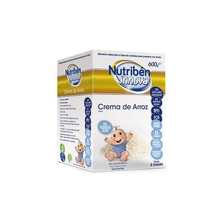 Nutribén Innova Crema de arroz 600 gr