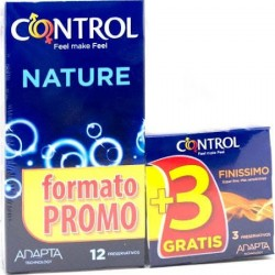 Control Nature 12 + 3 Finissimo Gratis