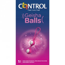 Control Geisha Balls Estimulador Femenino 1uds
