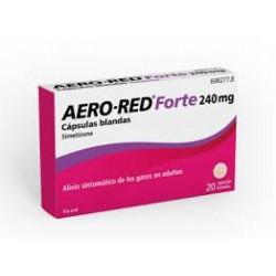 Aero Red Forte 240 mg 20 Cápsulas Blandas