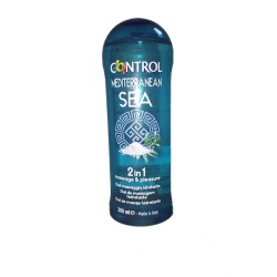 Control Mediterranean sea gel masaje 200ml
