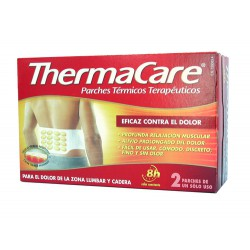 ThermaCare parches térmicos zona lumbar y cadera 2uds