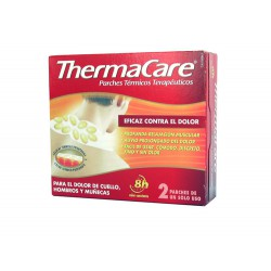 THERMACARE CUELLO/HOMBRO 2 PARCHES TERM.