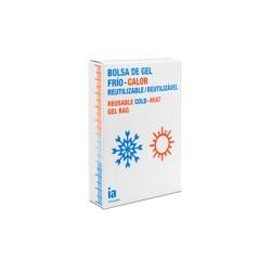 Bolsa de frio y calor reutilizable