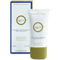 Ioox Skin Pulcral Scrub Gel Exfoliante 50ml
