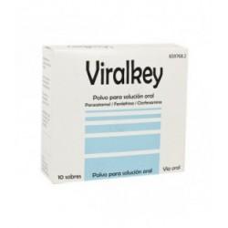 Viralkey Polvo para solución oral 10 Sobres