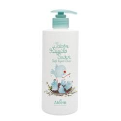 Jabón líquido suave Aldem 400 ml