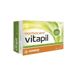 Normocare Vitapil 30 Comprimidos