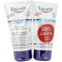 Eucerin UreaRepair Plus 5% Crema de Manos 75ml + 75ml