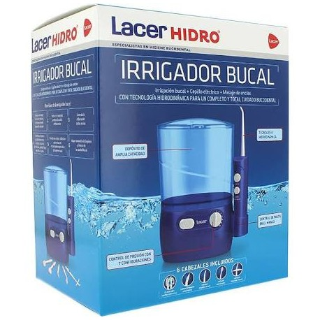 Irrigador Lacer Bucodental Sonic