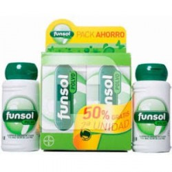 Funsol Pack Polvo 60+60 gr