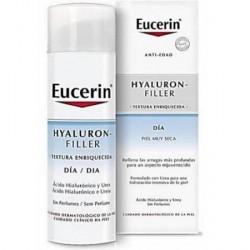 Eucerin Hyaluron Filler Textura enriquecida día 50ml