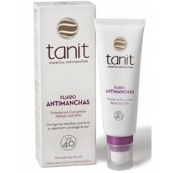 Tanit Fluido Antimanchas 50 ml spf 40