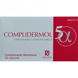 Complidermol 5Alfa 60cáps