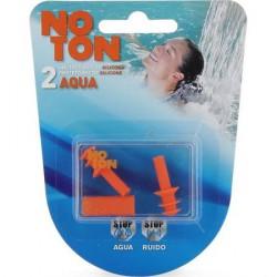 Tapones Noton protección agua silicona 2 unidades