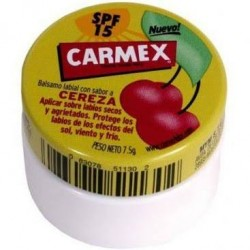 Carmex Cherry Balsamo Labial Hidratante SPF15 Tarro 75mg