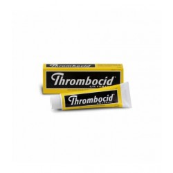 THROMBOCID  1 mg/g POMADA , 1 tubo de 30 g