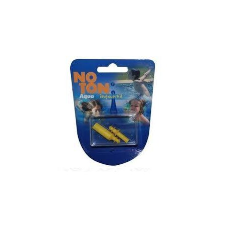 Tapones oido noton agua infantil 2uds
