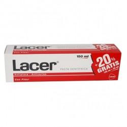 Lacer Pasta Dental 150ml +20% Gratis 125 ml + 25 ml