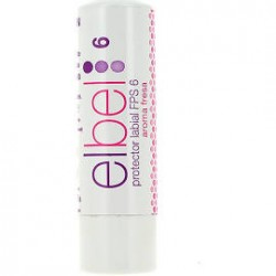 Elbel Protector Labial FPS 6  Aroma Fresa 4 Gramos