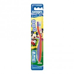 Oral B Stages 2 cepillo dental infantil 1ud 2-4 años