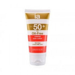 Interapothek Oil-Free Crema con color SPF 50+ 50 ml