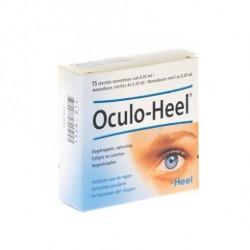 Oculoheel 15 monodosis de 0,4 ml. Colirio en solución