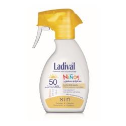 Ladival Niños fotoprotector SPF50+ spray 200ml