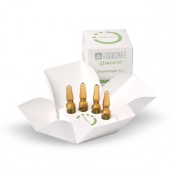 Endocare Second Ampollas Triple Flash 4 ampollas  de 1ml