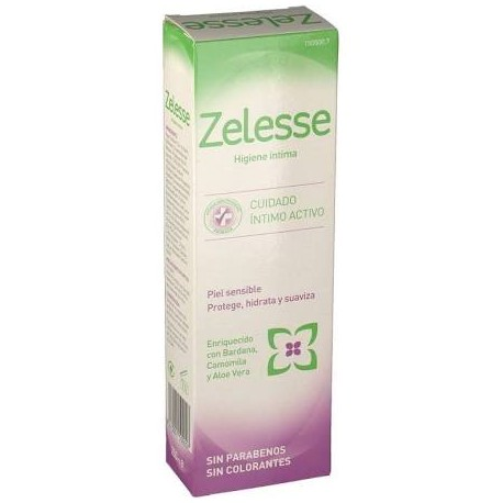 Zelesse Solucion Intima 250Ml