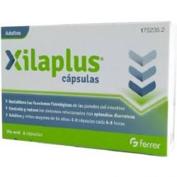 Xilaplus 8 cápsulas
