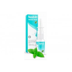 NASIVIN MENTOL FRESH MERCK 20ml