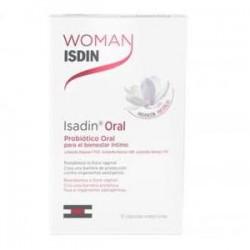 WOMAN ISDIN Isadin Oral Probiótico 10 cáps