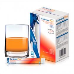 Carticure Plus Condroitina + Glucosamina + Colágeno 30 sobres
