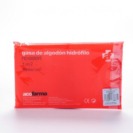 GASA HIDROFILA ACOFAR 1 M